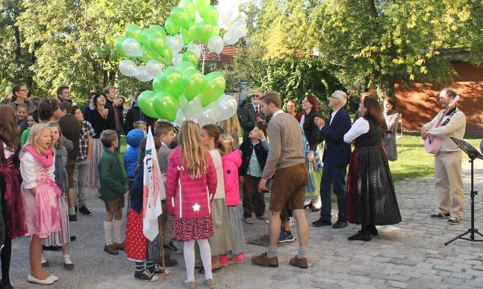 Stiftungsfeier 2015