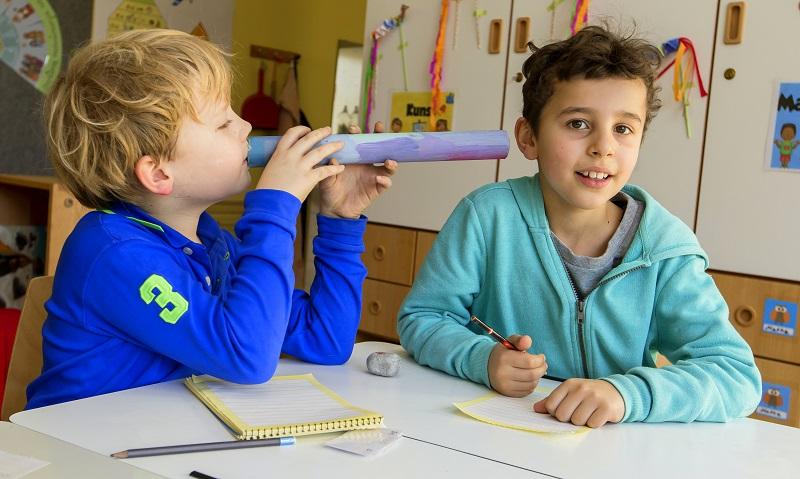 Grundschule - Freude am Lernen