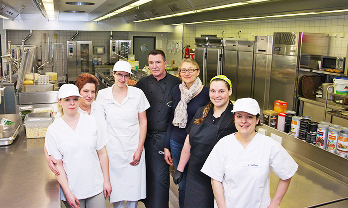 Landheim Cuisine - Our staff