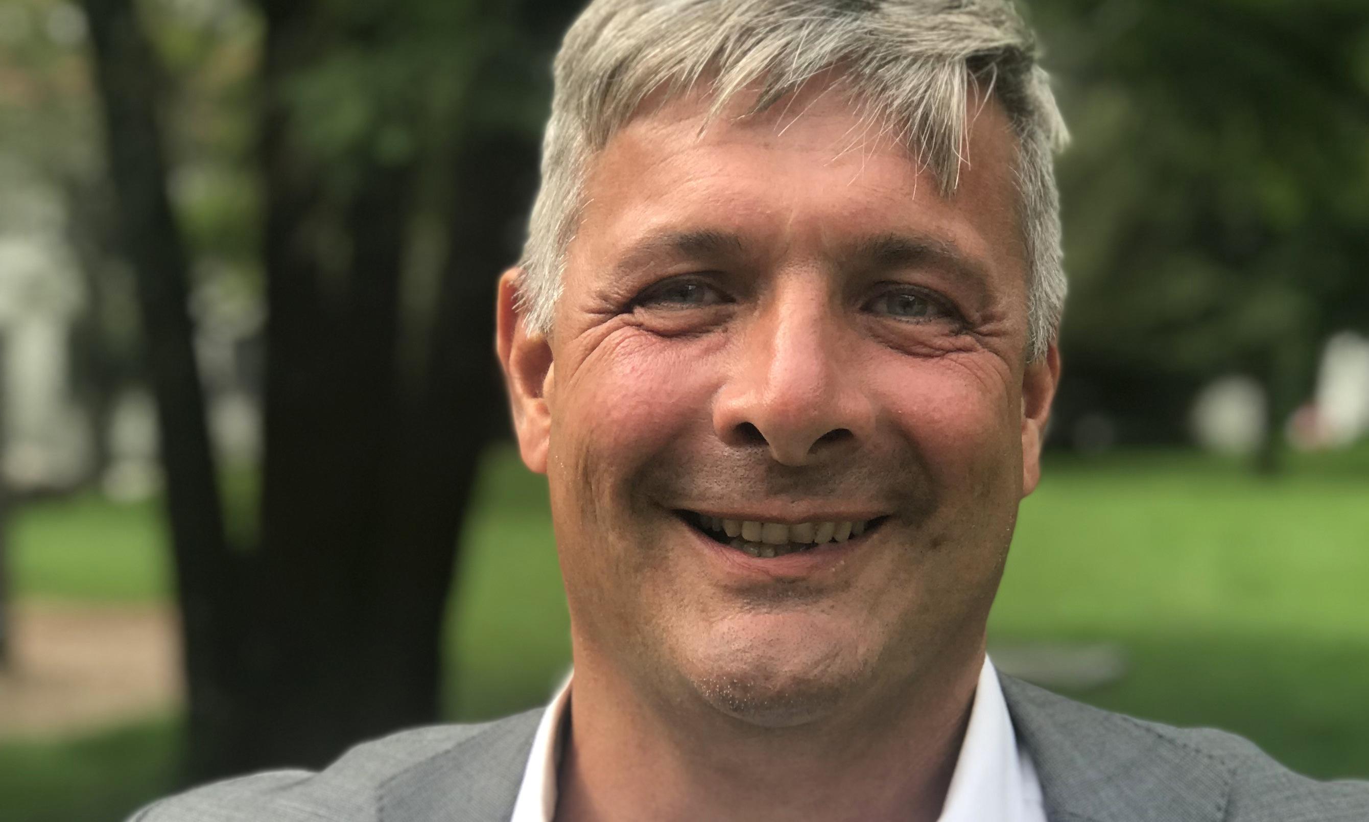 Christoph Kirsch - Verwaltungsleitung und Projektleitung Landheim 2025