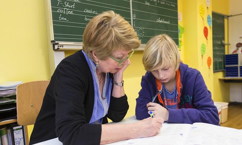 Grundschule mit individueller Betreuung