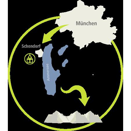 Landheim Schondorf am Ammersee