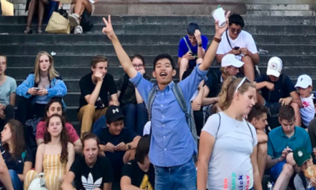 Ferienkurs für die neuen Internationalen Schüler