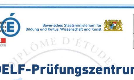 Landheim Schondorf ist anerkanntes DELF-Prüfungszentrum
