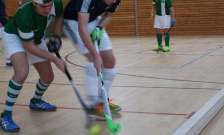Torreiches Adventshockeyturnier im Landheim