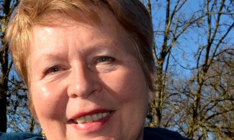 Frau Buchmann im Landheim