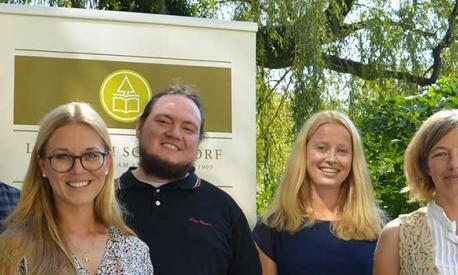 Neue Mitarbeiter im Landheim Schondorf