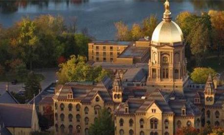 Kooperation mit der renommierten University of Notre Dame/USA