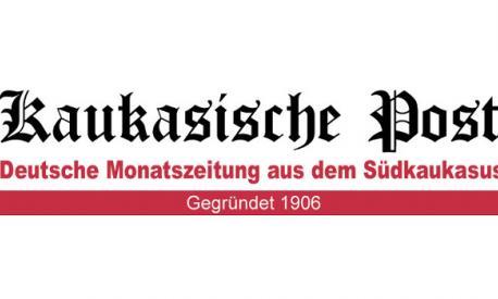 Das Landheim in der Presse: Kaukasische Post 05.2017